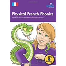 Physical French Phonics (Book and DVD) by Sue Cave (5-Oct-2012) Paperback