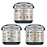 3 Pack Magnetic Cheat Sheet, Kitchen