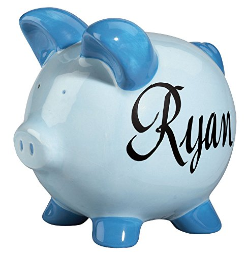 Miles Kimball Personalized Kids Piggy