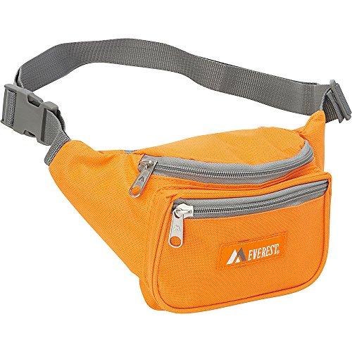 Everest Signature Waist Pack - Standard, Orange by everest