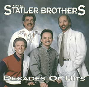 Statler Brothers Decades Of Hits Disc 2 Amazon Com Music