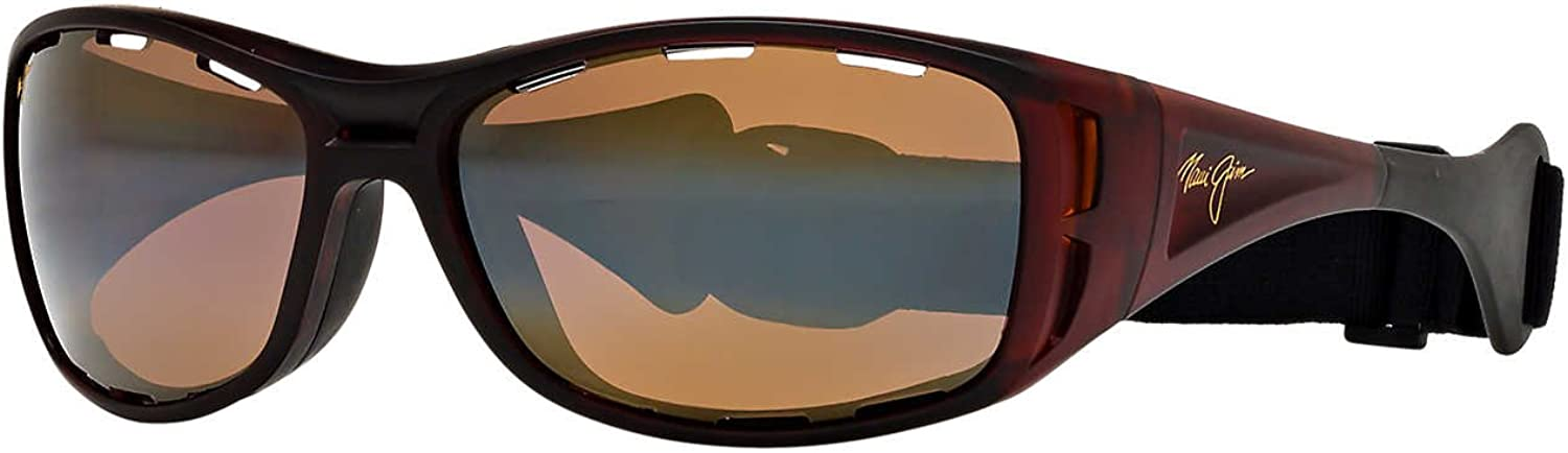 Maui Jim Waterman Wrap Sunglasses