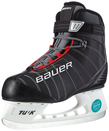 Bauer React Recreation Mens Ice Skates - 8.0, R by Bauer