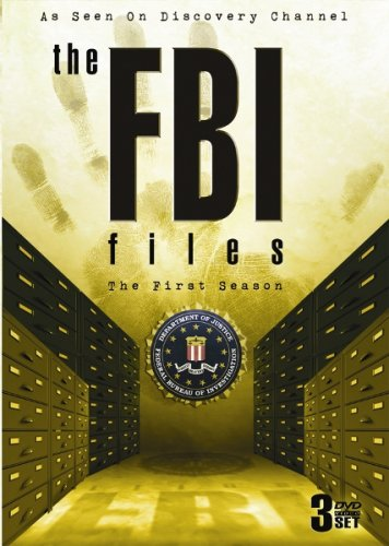 DVD : The Fbi Files: Season 1 (Slim Pack, 3PC)