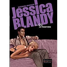 Jessica Blandy - Tome 21 - La Frontière (French Edition)