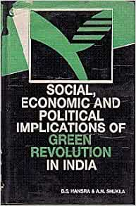 The 'Green Revolution' and Economic Development : The Process and its Impact in Bangladesh
