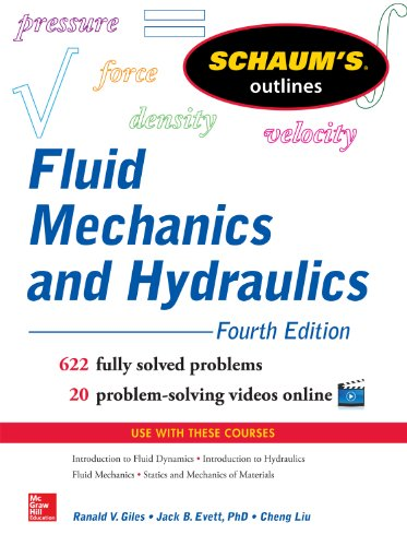Schaum?s Outline of Fluid Mechanics and Hydraulics, 4th Edition (Schaum's Outlines)