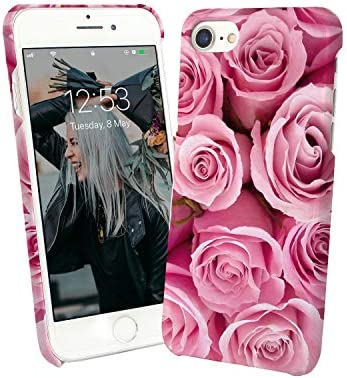 Pink Bunch Roses Wedding_012382 Protective Phone Mobile Smartphone ...