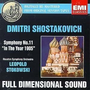Shostokovich: Sym. 11 '1905'