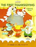 The First Thanksgiving Coloring Book (My Bible Pals Coloring Books)