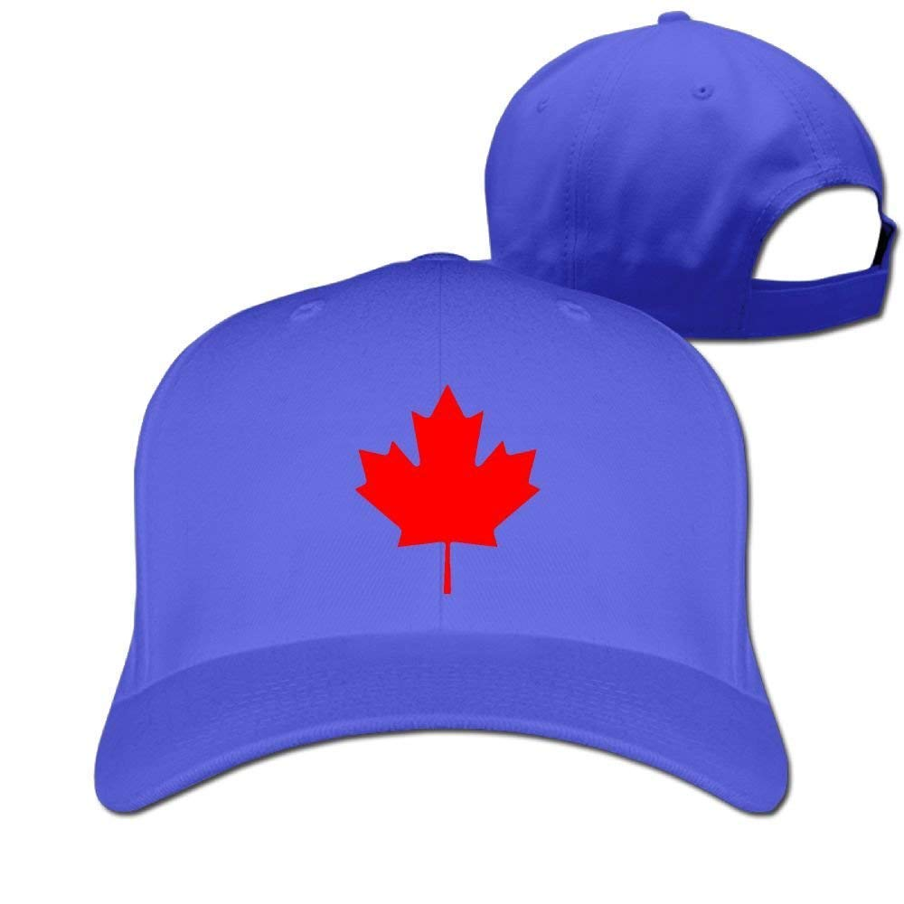 Wfispiy Canada Maple Leaf Unisex Trucker Hat & cap Natural