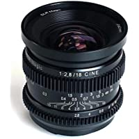SLR Magic 18mm f/2.8 Full Frame Cine Lens (Sony E Mount)