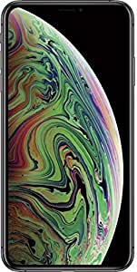 Apple iPhone Xs Max 512GB Unlocked GSM+CDMA A1921 Sim Free (Black, 512GB)