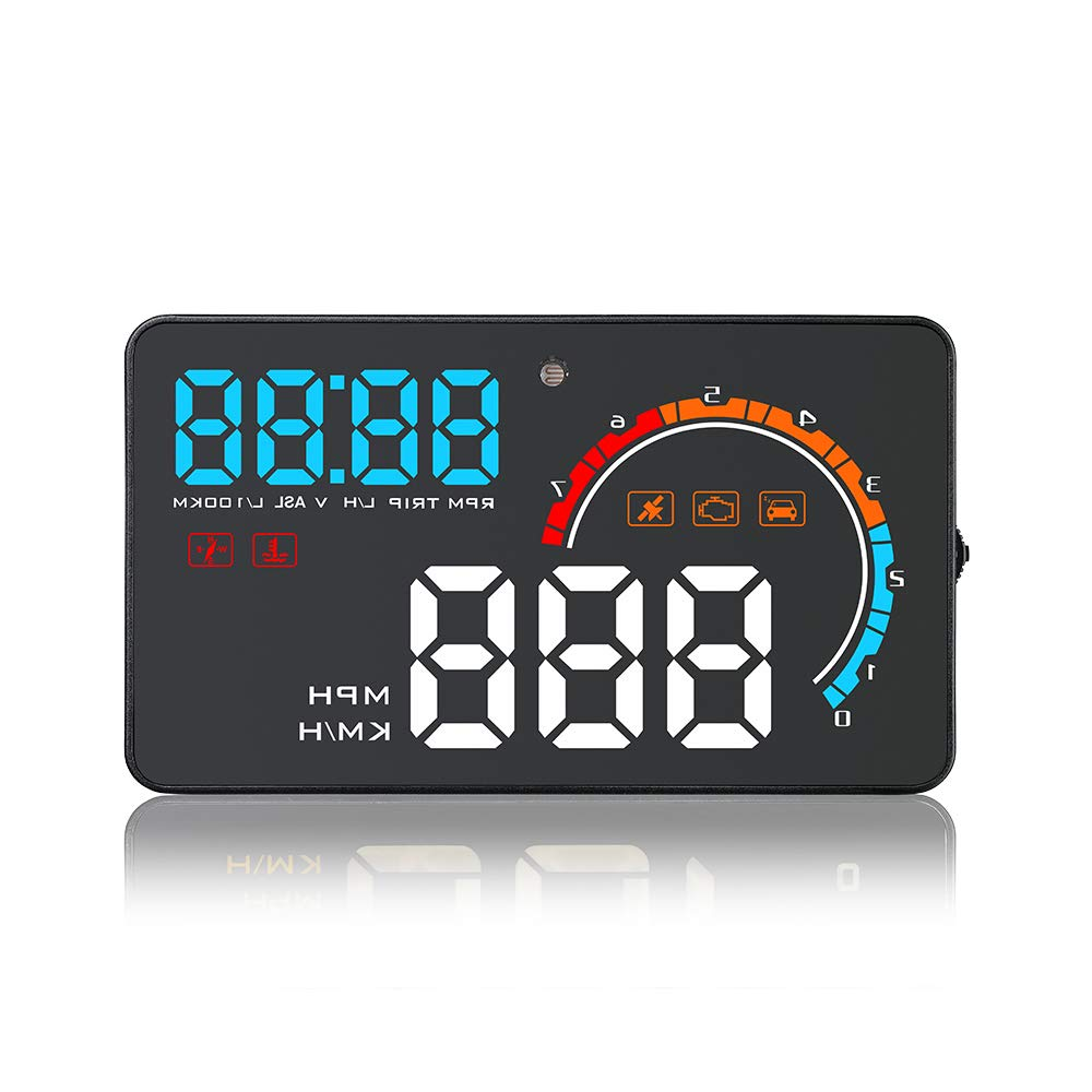 bac-kitchen GPS Head Up Display D2500 by bac-kitchen