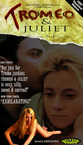 Tromeo & Juliet (Unrated Director's Cut) [VHS] PDF