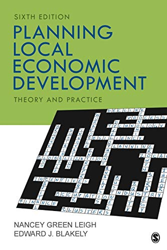 Planning Local Economic Development: Theory and Practice (NULL)