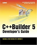 img - for C++Builder 5 Developer's Guide book / textbook / text book