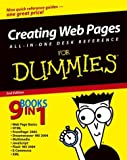 img - for Creating Web Pages All-in-One Desk Reference For Dummies (For Dummies (Computers)) book / textbook / text book