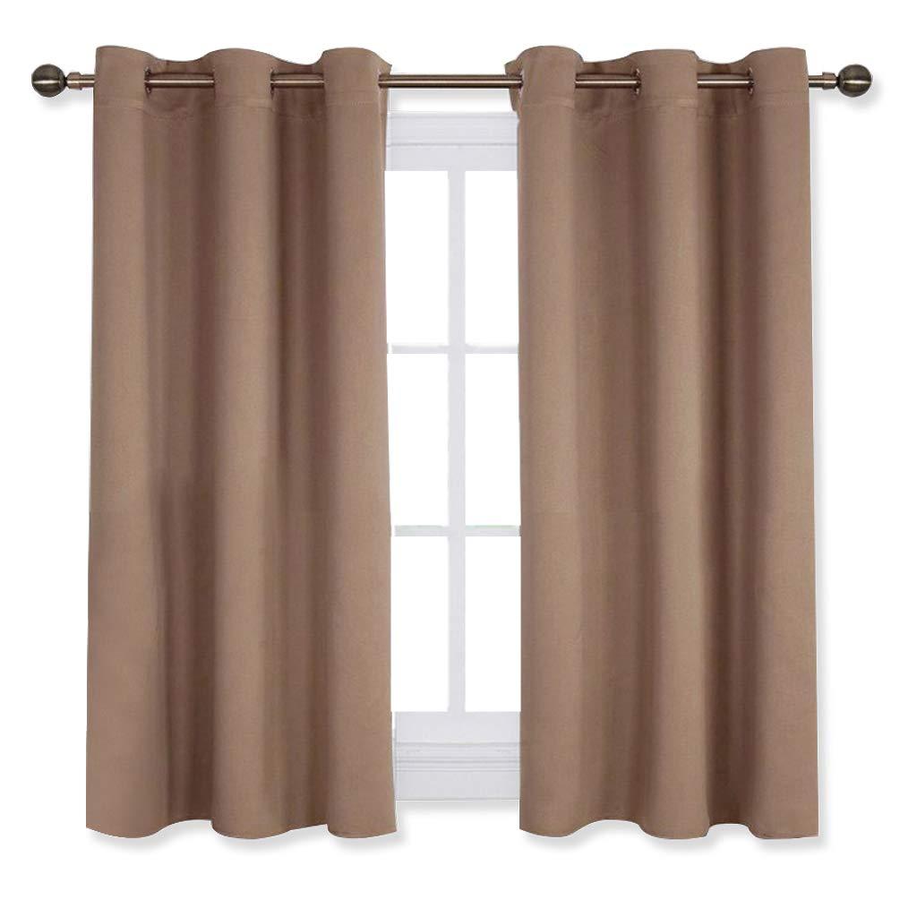 Kitchen Window Blackout Curtains