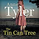 The Tin Can Tree Audiobook by Anne Tyler Narrated by Jill Perry