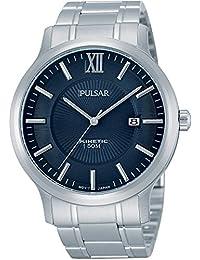 Pulsar Kinetic PAR183X1 Mens Wristwatch Classic & Simple