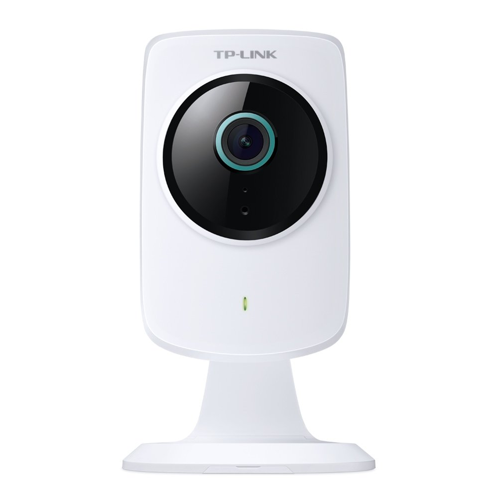 TP-LINK HD Day/Night Wi-Fi Camera (NC260) Cámara de Seguridad IP Interior Cubo Blanco - Cámara de vigilancia (Cámara de Seguridad IP, Interior, Cubo, ...