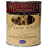 Waterlox Original Satin Finish, Quart by Waterlox
