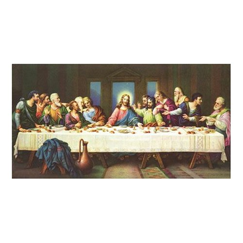 e Last Supper 1000 pc Jigsaw Puzzle ()