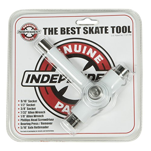 Independent Best Skate Tool White Skate Tool by Independent