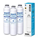 Waterspecialist DA29-00020B Water Filter, Replacement for Samsung HAF-CIN, HAF-CIN/EXP, DA29-00020A, DA97-08006A, Kenmore 46-9101, RF28HFEDBSR, NSF 53&42 Certified, Pack of 3(package may vary): more info