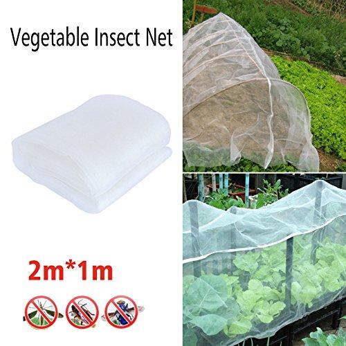 US-PopTrading Red de jardín con mosquitera, red de caza ecológica ...