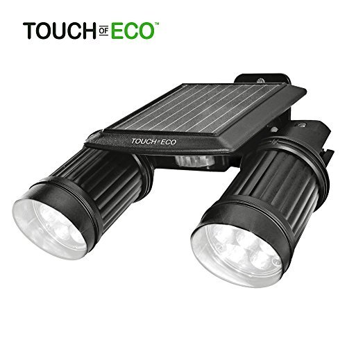Touch Of ECO Solar Security Wireless Motion Activated Light