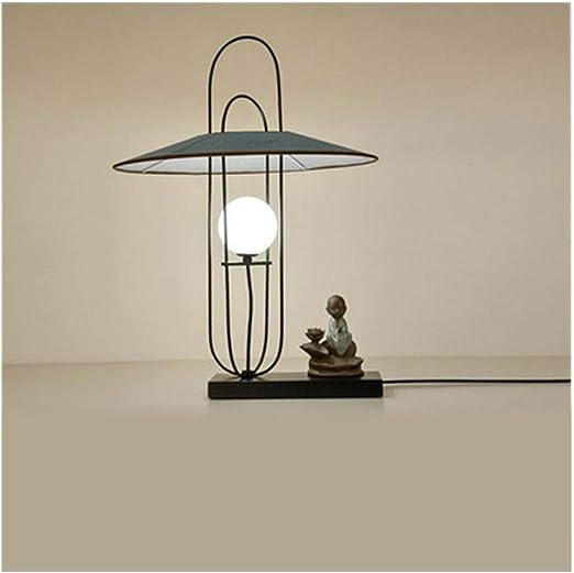 Lámpara Mesa de Zen Chino Lámpara de Pared for niños Salón de té ...