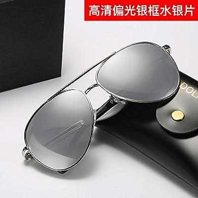 L'Sunyan messieurs dans la conduite en voiture lunettes de soleil Lunettes de la personnalité de la mode