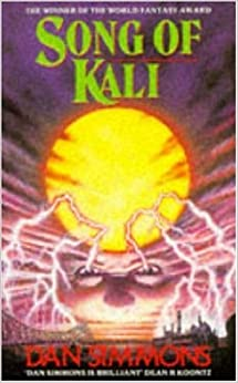 Book Song Of Kali