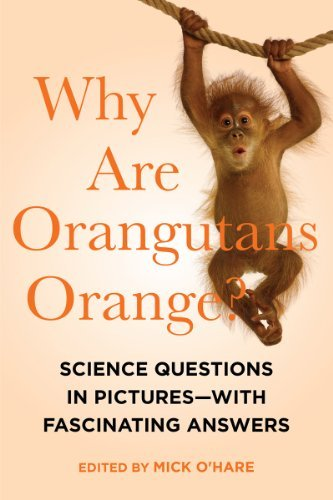 Why Are Orangutans Orange?: Science Questions in Pictures - with Fascinating Answers by Mick O'Hare - Are Hare O