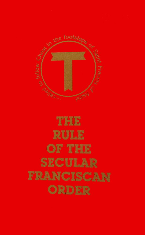 The Rule of the Secular Franciscan Order (pack of 5