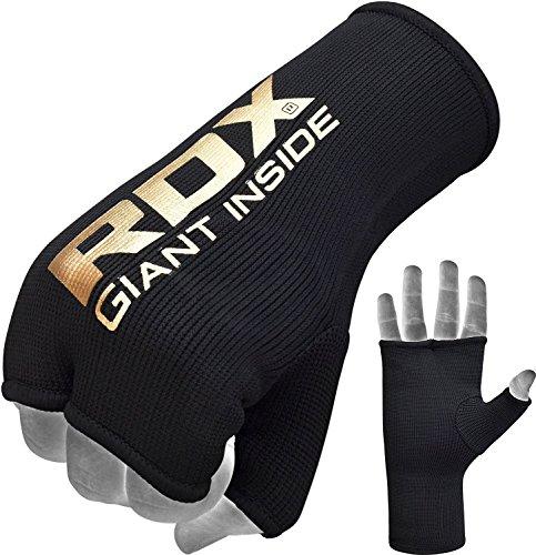 정규품 RDX 간단 밴티지(Vantage) 장착형 이너 글로브 복싱 격투기 《무에타이》 MMA 각색/사이즈