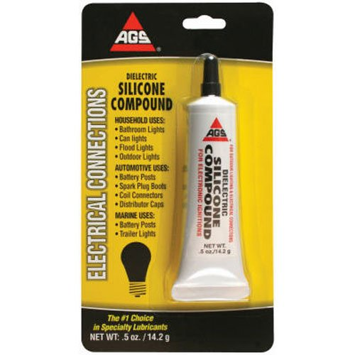 AGS DS-2 Die Silicon Grease, 1/2 oz.