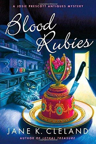 Blood Rubies: A Josie Prescott Antiques Mystery (Josie Prescott Antiques Mysteries) by Jane K. Cleland (2014-12-02) (Rubies Blood)