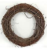 Richland Grapevine Wreaths Natural 14 Inch