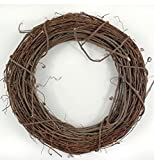 Richland Grapevine Wreaths Natural 14 Inch