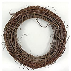Richland Grapevine Wreaths Natural 14 Inch 58