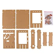 IVIDA Acrylic DIY Kit Case Cover Shell for DSO138 Oscilloscope Accessory Spare Parts …