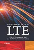 An Introduction to LTE, Christopher Cox, 1119970385