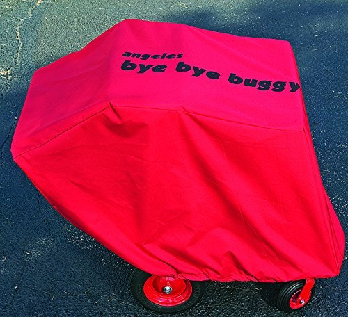 Angeles AFB6350 Bye-Bye Buggy 4 Passenger Stroller Bug Cover, 1'' Height, 1'' Length, 1'' Width, White