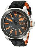 BOSS Orange Men's 1513116 New York Orange-Accented Watch