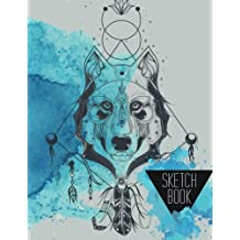 """Sketch Book: Blank Paper for Drawing, 120 Pages of 8.5"""" x 11"""", Doodling or Sketching (Sketchbooks), Notebook Journal"""