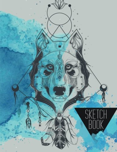 Sketch Book: Blank Paper for Drawing, 120 Pages of 8.5