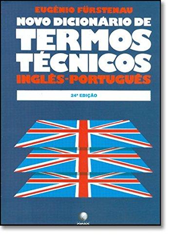 Novo Dicionario De Termos Tecnicos - Ingles/Portugues - V. 02